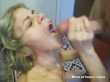 Making It Rain Cum In Her Mouth - Amateur Videos