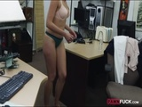 Pawn man fucks his customers sexy wife