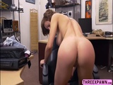 Busty Harlow Harrison gets her wet pussy banged