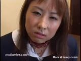 Clothed Face Bukkake With Nosehook - Bukkake Videos