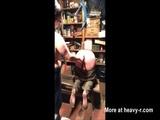 Anal Screwdriver In Mans Ass - Wife Videos