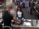 Amateur girls voyeur fuck in public place 17