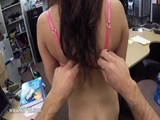 Amateur girl showing super copulate action 9