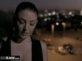 BLACKEDRAW Black stud takes Angela White in her hotel room