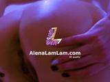 Big Oiled Ass Gets Hard Fuck POV, 4K (Ultra HD) - Alena LamLam