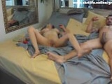 Cute very Young Couple Make Love