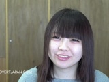 Super Shy Japanese Teen Kurumi Spreads Legs for White Guy - Covert Japan