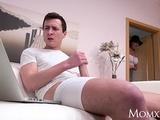Mom Squirting Big Tits British Milf