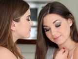 Passionate Lesbian Sex With Evalina Darling And Diana Dolce