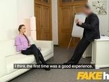 Fake Agent Big Facial For Sweet Russian Model