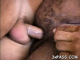 Take A Look At How 2 Bisexual Men Relax With Raunchy Hotty