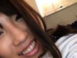 Pretty Nipponese Mami Fujie Gets Beaver Filled