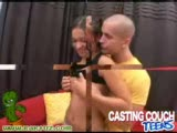 Crissy Moon fucked with spreaded legs