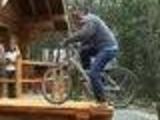 Mountainbiking fun